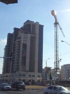 בנייה לגובה בדרום