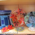 חנה סגל – אמנות הזכוכית במפלסים